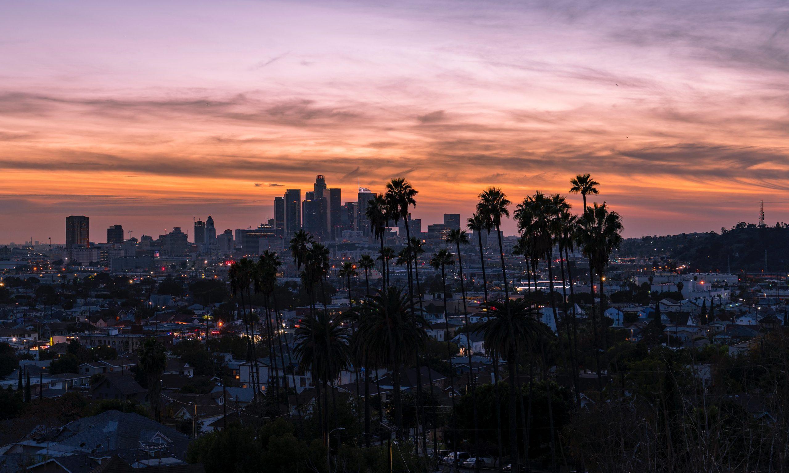 Los Angeles luxury markets