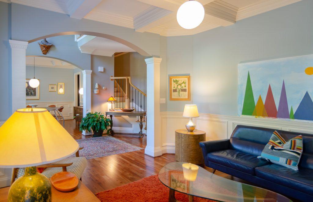 asheville luxury home interiors