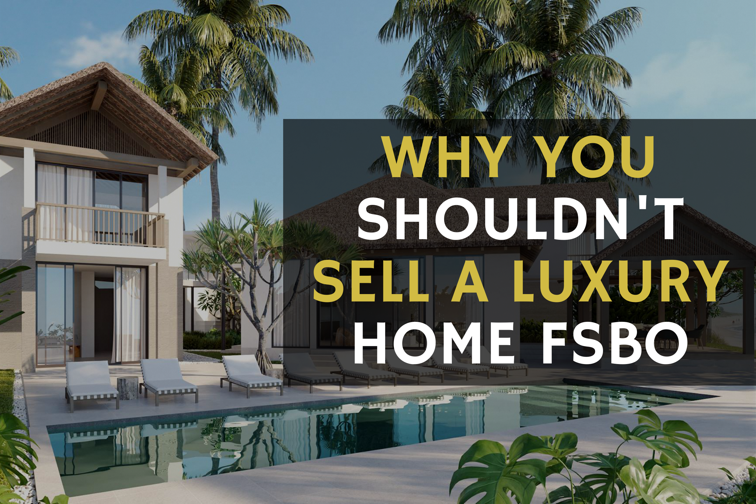 luxury home fsbo