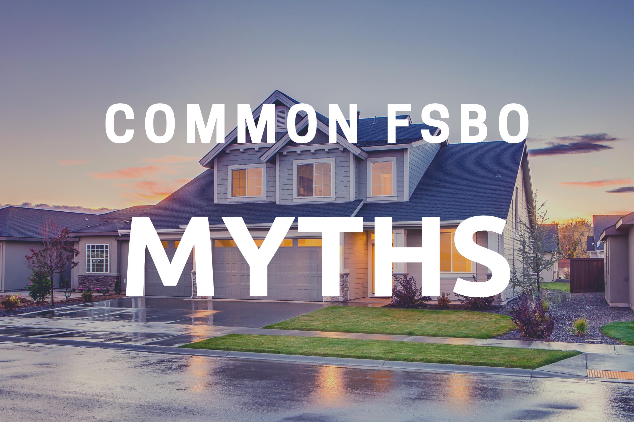 FSBO myths